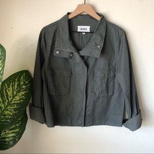 BB Dakota | Dax Army Jacket